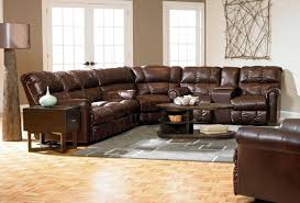sofa leather reclining sectional sofa miraculous reclining