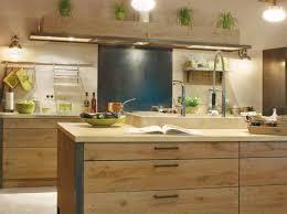 photo cuisine bois naturel idée de modèle de cuisine