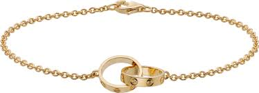 gold chain love bracelet images Crb6027100 love bracelet yellow gold cartier png