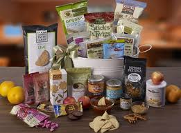 healthy food gift baskets fresh and wholesome healthy gift basket