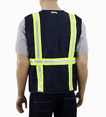 Construction High Visibility Clothing Safety Depot Safety Vest High Visibility Reflective Tape With 4