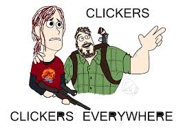 clickers clickers everywhere x x everywhere know your meme