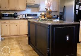 builder grade kitchen island upgrade lost u0026 found