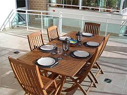 Terrace Dining Room Casa Alvor 2 Bedroom Apartment With Stunning Pool Located In