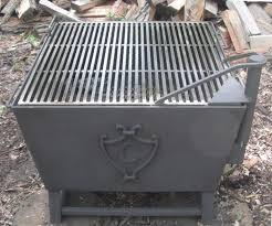 Custom Fire Pit by Outdoor Fire Pits And Fire Grates