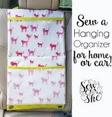 Hanging Organizer Sew A Hanging Organizer Free Sewing Tutorial U2014 Sewcanshe Free
