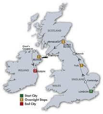 Lake District England Map by Vacationing In Ireland Tours Of Britain And Ireland