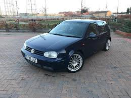 volkswagen hatchback 1999 1999 s volkswagen golf 1 8 t gti 5 doors years mot lowered big