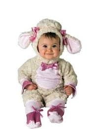 Lamb Halloween Costume Baby Lamb Costume Party Books Worth Reading