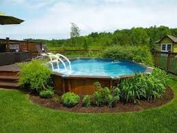 awesome backyard above ground pool ideas u2013 modernhousemagz