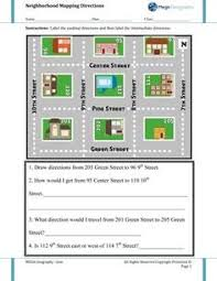 people in your community second grade worksheets and social