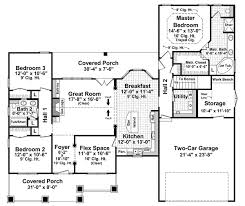 2 Bed 2 Bath House Plans Bungalow Style House Plans Plan 2 171