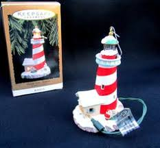lighthouse greetings 5th in the series hallmark 2001