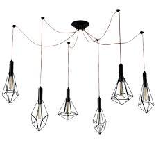 Modern Industrial Chandelier Chandeliers Kiven Lighting Online Shopping