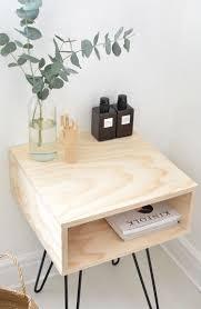 retro modern desk nightstand exquisite bedside sk series nightstand smoke modern