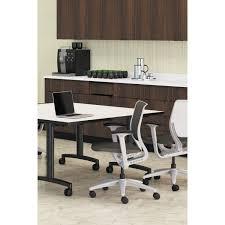 Hon Adjustable Height Desk by Hon Rw101ptcu19 Purpose Mid Back Task Chair W Adj Arm Fabric Iron