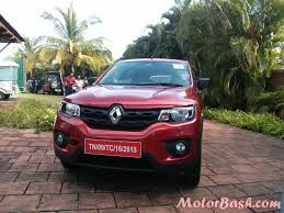 renault kwid specification renault kwid car weight renault kwid images photos and picture