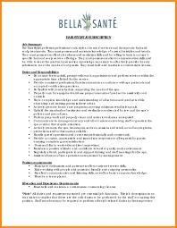 Resume Hair Stylist 100 Hairdresser Resume Skills 14 Hair Stylist Resume Examples