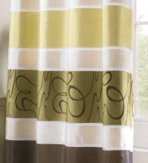 Chocolate Curtains Eyelet Green Eyelet Curtains Ready Made Scifihits Com