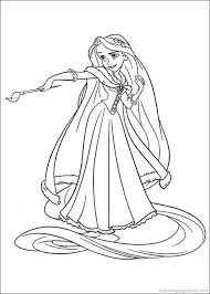tangled rapunzel coloring pages 46 jpg 571 800 rapunzle