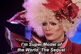 Drag Queen Meme - drag race meme 10 queens 7 10 raja find make share gfycat gifs
