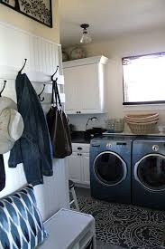 love the blue washer dryer