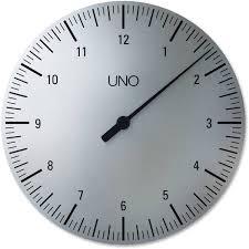 uno clock by botta design clocks wall clocks analog clocks