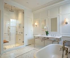 master bathroom layout ideas bathroom modern with striped wall