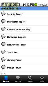 android tech support computer tech support communit for android free at apk