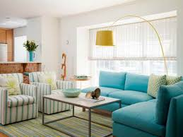 Turquoise Living Room Decor Cool L Shape Turquoise Living Room Sofa With Rectangle Cocktail