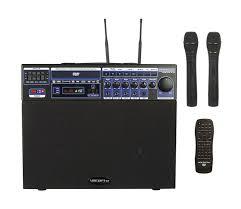 vocopro dvd soundman multi format 4 channel wireless karaoke