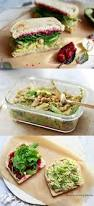 thanksgiving vegetarian recipes smashed chickpea and avocado salad thanksgiving sandwich yummy