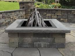 Stone Fire Pit Kits by Verona Fire Pit Kit From Superior Stone U0026 Fireplace