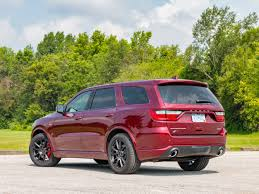 dodge durango 2018 dodge durango srt first review kelley blue book