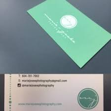 Vancouver Business Card Printing Inkgenuity Printing 20 Photos Printing Services Mount