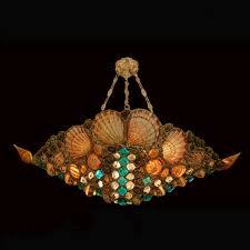 Seashell Light Fixture Seashell Ls Seashell Lighting By Ls