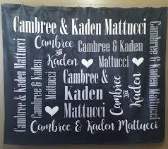 personalized wedding blanket personalized wedding blanket custom wedding blanket
