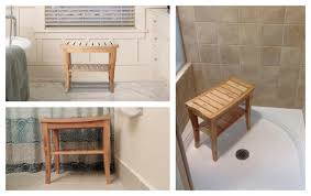 what customers say about bamboo shower bench