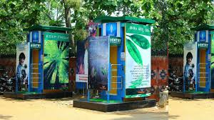 Public Bathrooms In India This Automated Public Toilet Is Being Installed Throughout India