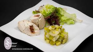 cuisiner le poulet ballotine de poulet farci au boursin et aux tomates séchées
