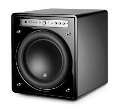 15 inch home theater subwoofer fathom f112 gloss home audio powered subwoofers jl audio