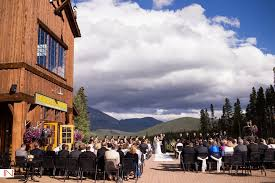 cheap wedding venues in colorado colorado mountaintop weddings 11 venues we