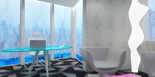 a new magic design hotel in norway decór by karim rashid