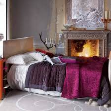 winter home decorating ideas for bedroom winter home decorating