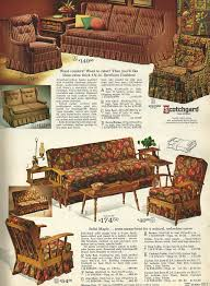 Sears Catalog Living Room Set Retro Home Decor S  S - Vintage living room set