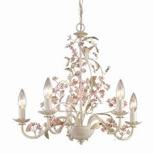 shabby chic chandelier lighting ideas infobarrel
