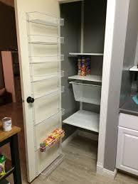 kitchen cupboard door storage ikea with algot racking from ikea the rack on the door is from