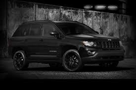 2016 jeep grand cherokee black jeep debuts murdered out