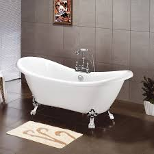 technique victoria double ended slipper bath ams plumbing