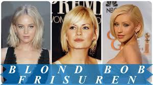 Frisuren Blond by Elegante Frisuren Blond Bob
